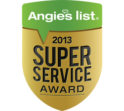 Angie's List Super Service Award Winner - Louisville House Cleaning