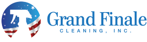 Grand Finale Cleaning Logo