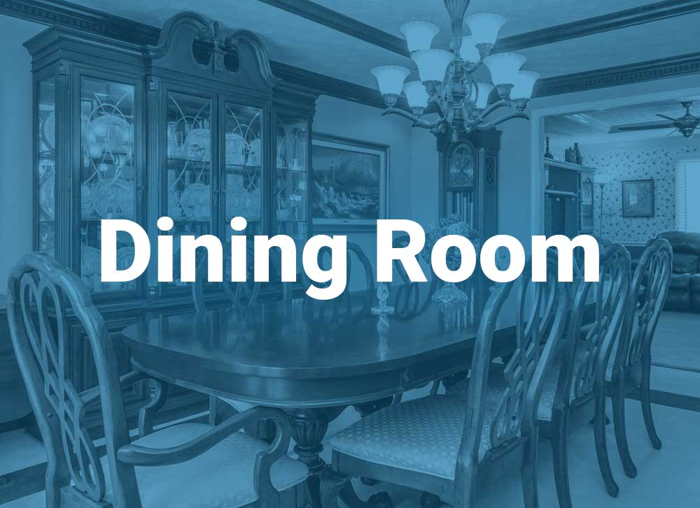 Dining Room cleaning of LaGrange KY housecleaning all of Louisville Kentucky, Oldham County and surrounding areas