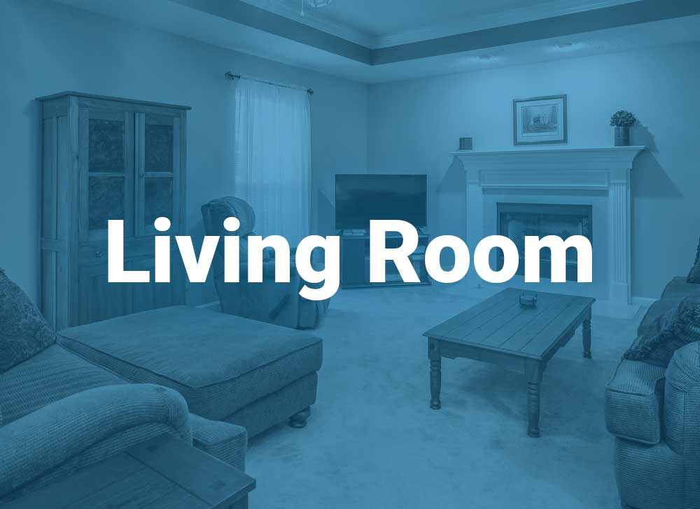 Living Room cleaning of LaGrange KY housecleaning all of Louisville Kentucky, Oldham County and surrounding areas